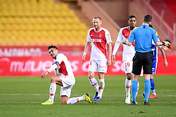 January 19, 2019 - Monaco, France - 09 RADAMEL FALCAO (MONA) - DECEPTION (Credit Image: © Panoramic via ZUMA Press)