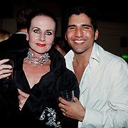 Elite Model Look of the Year 1999, Ans Markus en Rodrigo Otazu