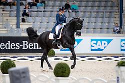 Scholtens Emmelie, NED, Desperado N.O.P.<br /> CHIO Aachen 2021<br /> © Hippo Foto - Sharon Vandeput<br /> 16/09/21