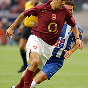 NLD/Amsterdam/20050731 - LG Amsterdam Tournament 2005, Arsenal - FC Porto, Robert Pires