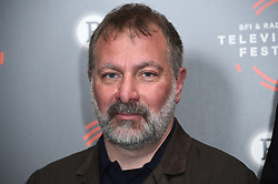 Jed Mercurio pictured during the BFI and Radio Times Television Festival, at the BFI South Bank in London. Picture date: Friday April 12, 2019. Photo credit should read: Matt Crossick/Empics