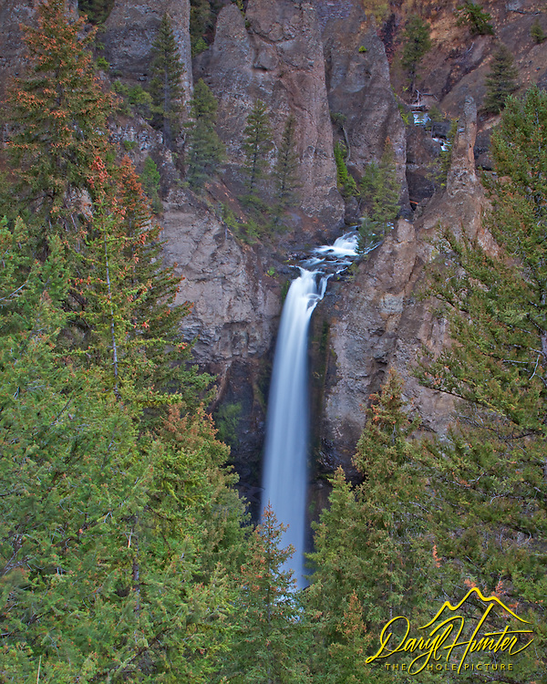 Tower Falls, Yellowstone National Park