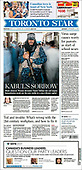 September 06, 2021 - CANADA: Front-page: Today's Newspapers In Canada