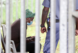 South Africa - Durban - 17 June 2020 -   Fungai Nyamadzawo, 42, is accused of murdering her 6-year-old daughter, Alexia Nyamadzawo, and dumping her body in a sugar cane field near KwaDukuza. She appeared in the Umhlali Magistrates Court. Her attorney is Rakesh Maharaj. .Picture Leon Lestrade/African News Agency(ANA).