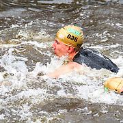 NLD/Amsterdam/20150906 - Amsterdam City Swim 2015, nr. 36 Matthijs Roosenboom