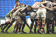 Reading, GREAT BRITAIN, during the third round Heineken Cup game, London Irish vs Ulster Rugby, at the Madejski Stadium, Reading ENGLAND,  Sat.,  09.12.2006. [Photo Peter Spurrier/Intersport Images]
