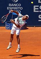 20090507: ESTORIL, PORTUGAL - Estoril Tennis Open 2009 - Men's singles. In picture: Marc GICQUEL (FRA). PHOTO: Octavio Passos/CITYFILES
