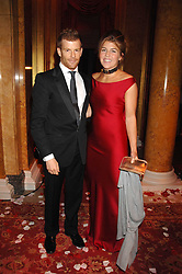 TOM AIKENS and his wife AMBER at a party to celebrate the launch of the 'Inde Mysterieuse' jewellery collection held at Lancaster House, London SW1 on 19th September 2007.<br /><br />NON EXCLUSIVE - WORLD RIGHTS