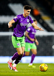 Callum O'Dowda of Bristol City in action - Rogan/JMP - 31/10/2017 - Craven Cottage - London, England - Fulham FC v Bristol City - Sky Bet Championship.
