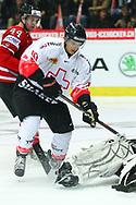 01.Mai 2012; Kloten; Eishockey - Schweiz - Kanada; Luca Sbisa (SUI)<br />  (Thomas Oswald)