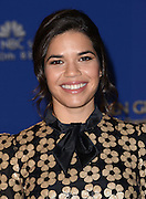 73rd Annual Golden Globe Awards Nominations<br /> <br /> AMERICA FERRERA at the 73rd Annual Golden Globe Awards Nominations held @ the Beverly Hilton hotel. December 10, 2015<br /> ©Exclusivepix Media