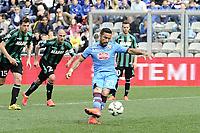 gol Fabio Quagliarella<br /> Reggio Emilia 19-04-2015 Mapei Stadium, Football /Campionato di calcio serie A / Sassuolo-Torino / Foto Image Sport / Insidefoto