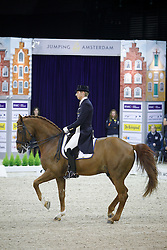 Kittel Patrick (SWE) - Scandic<br /> CDI-W Amsterdam 2010<br /> © Hippo Foto - Leanjo de Koster