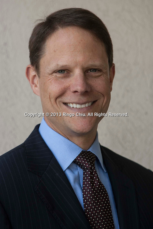 Keith Sultemeier, CEO of Kinect Federal Credit Union in Manhattan Beach. (Photo by Ringo Chiu/PHOTOFORMULA.com)..