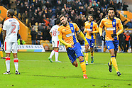 Mansfield Town v Crawley Town 191116