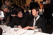 JONATHAN CROCKETT; FRANCES MORRIS, Yayoi Kusama opening. Tate Modern. London. 7 February 2012