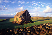 Mo'okini Heiau, North Kohala Coast, Island of Hawaii, Hawaii, USA<br />