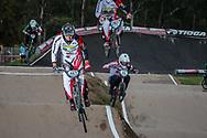 #457 (CALLAN Joshua) AUS at the 2016 UCI BMX Supercross World Cup in Santiago del Estero, Argentina