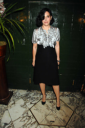 Singer SHARLEEN SPITERI at a dinner hosted by fashion label Issa at Annabel's, Berekely Square, London on 24th April 2007.<br /><br />NON EXCLUSIVE - WORLD RIGHTS