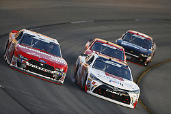 April 20, 2018 - Richmond, Virginia, United States of America - April 20, 2018 - Richmond, Virginia, USA: Ryan Reed (16) brings his car through the turns during the ToyotaCare 250 at Richmond Raceway in Richmond, Virginia. (Credit Image: © Chris Owens Asp Inc/ASP via ZUMA Wire)