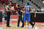 Danzica - Polonia 03 Agosto 2012 - TORNEO INTERNAZIONALE SOPOT CUP - Italia Lettonia<br /> Nella Foto : SIMONE PIANIGIANI<br /> Foto Ciamillo