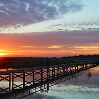 Murrells Inlet Sunrise!