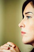 Maria Elena Boschi, Roma 19 Aprile 2015.  Christian Mantuano / OneShot