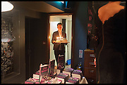 Lynn Barber celebrates her 70th birthday and the publiction of ' A Curious Career. Hixter, 9a Devonshire Sq. London. 8 May 2014.