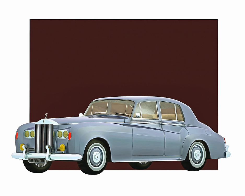 When people talk about the Rolls Royce, they are always referring to a classic car. Even the ones that are made in the present. This incredible piece from 1963 is a crucial reminder of just how much this company has contributed to the history of automobiles. This digital painting can work almost anywhere. .<br /> <br /> BUY THIS PRINT AT<br /> <br /> FINE ART AMERICA<br /> ENGLISH<br /> https://janke.pixels.com/featured/rolls-royce-silver-cloud-iii-1963-jan-keteleer.html<br /> <br /> <br /> WADM / OH MY PRINTS<br /> DUTCH / FRENCH / GERMAN<br /> https://www.werkaandemuur.nl/nl/shopwerk/Klassieke-auto---Oldtimer-Rolls-Royce-Silver-cloud-III-1963/435214/134