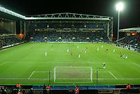 Photo: Aidan Ellis.<br /> Blackburn Rovers v AS Nancy. UEFA Cup. 13/12/2006.<br /> Ewood Park is Half Empty for Blackburn's UEFA Cup game with AS Nancy