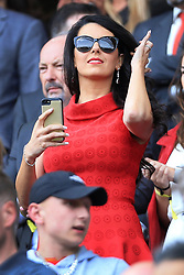 21st May 2017 - Premier League - Liverpool v Middlesbrough - Linda Pizzuti, wife of Liverpool owner John W. Henry - Photo: Simon Stacpoole / Offside.