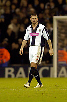 Photo: Leigh Quinnell.<br /> West Bromwich Albion v Manchester City. The Barclays Premiership. 10/12/2005. Man of the match, West Broms Paul Robinson.