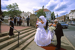 Wedding Of Laurie Ann Holmes - Nathan Dean Nephew