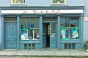 Traditional quaint inn and public bar in Ennistymon, County Clare, West of Ireland
