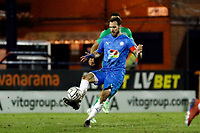 Liam Hogan. Stockport County FC 1-0 Yeovil Town FC. Vanarama National League. Edgeley Park. 6.2.21