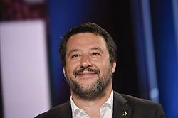 May 1, 2019 - Rome, Italy, italy - Rome, Poor Transmission Pictured Homeland Matteo Salvini (Credit Image: © Camilla Morandi/IPA via ZUMA Press)