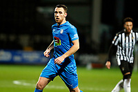 Jordan Keane. Notts County FC 1-0 Stockport County FC. Vanarama National League. 15.12.20