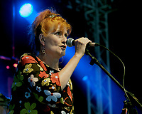 Eddi Reader at the  Wickham Festival in Hampshire photo by Dawn fletcher-park