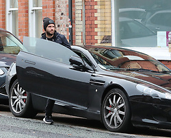 Manchester United's Juan Mata Sighted