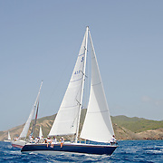 In April, 2015 yachts from all over the world will arrive in Antigua to participate in the one of the world's major sailing events and the granddaddy of Caribbean regattas, Antigua Sailing Week, to be held from the 25th of April to the 1st of May, 2015. From small beginnings this regatta has developed over the past 47 years to become one of the preeminent yacht racing events in the Caribbean and one of the most prestigious in the world.<br /> Over 100 yachts participate every year ranging in size from 24 feet to over 100 feet. The Regatta attracts everything from serious racing boats including state-of-the-art, high-tech racing machines to a variety of performance cruising and cruising boats.