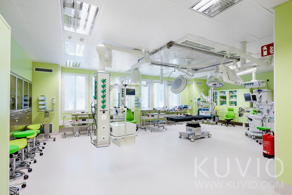 Jorvin sairaalan päivystyksen lisärakennus