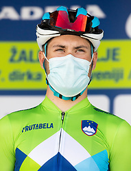 Nik CEMAZAR of Team Slovenia during 1st Stage of 27th Tour of Slovenia 2021 cycling race between Ptuj and Rogaska Slatina (151,5 km), on June 9, 2021 in Slovenia. Photo by Vid Ponikvar / Sportida