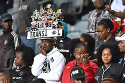 Orlando Pirates supporters at the Orlando stadium for their game against Highlands Park fc, Soweto, Gauteng.<br />Picture: Itumeleng English/African News Agency (ANA)