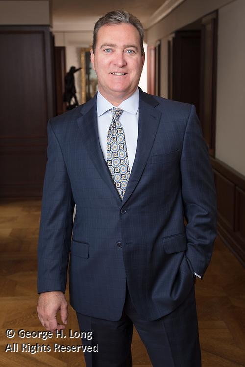 First Bank & Trust CEO Gary Blossman