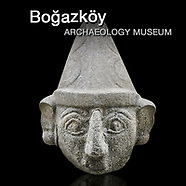 Boğazköy or Bogazkoy  Archaeological Museum Antiquities - Photos Pictures Images