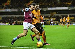 Jack Grealish of Aston Villa - Mandatory by-line: Dougie Allward/JMP - 14/01/2017 - FOOTBALL - Molineux - Wolverhampton, England - Wolverhampton Wanderers v Aston Villa - Sky Bet Championship