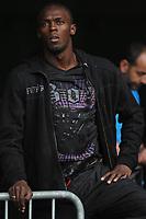 ATHLETICS - AREVA MEETING 2010 - STADE DE FRANCE / ST DENIS (FRA) - 16/07/2010 - PHOTO : STEPHANE KEMPINAIRE / DPPI <br /> 100 M - WINNER - MEN - USAIN BOLT (JAM)