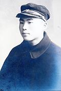 student portrait Japan ca 1940s