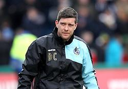 Bristol Rovers Manager Darrell Clarke - Mandatory byline: Robbie Stephenson/JMP - 27/02/2016 - FOOTBALL - Adams Park - Wycombe, England - Wycombe Wanderers v Bristol Rovers - Sky Bet League Two