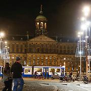 NLD/Amsterdam/20121127 - Koninklijk Paleis op de Dam